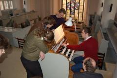 Orgel- und Kirchenführung in Berlin