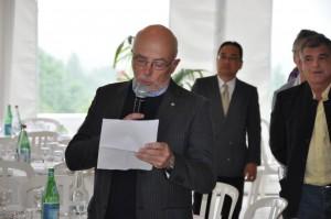 Frank Baldet, Präsident der FSKF.