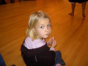Meine Tochter Sina