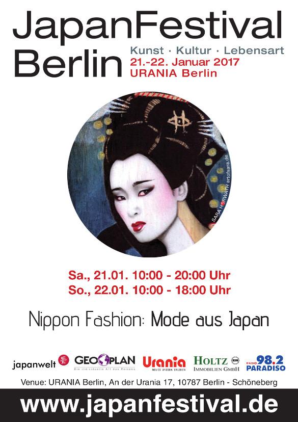 SK Berlin - JapanFestival 2017 @ URANIA Berlin   Berlin   Berlin   Deutschland