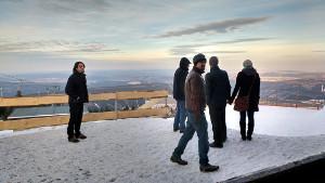 Shorinji Kempo Berlin & Heidenberg, Wintercamp in Hammerunterwiesenthal