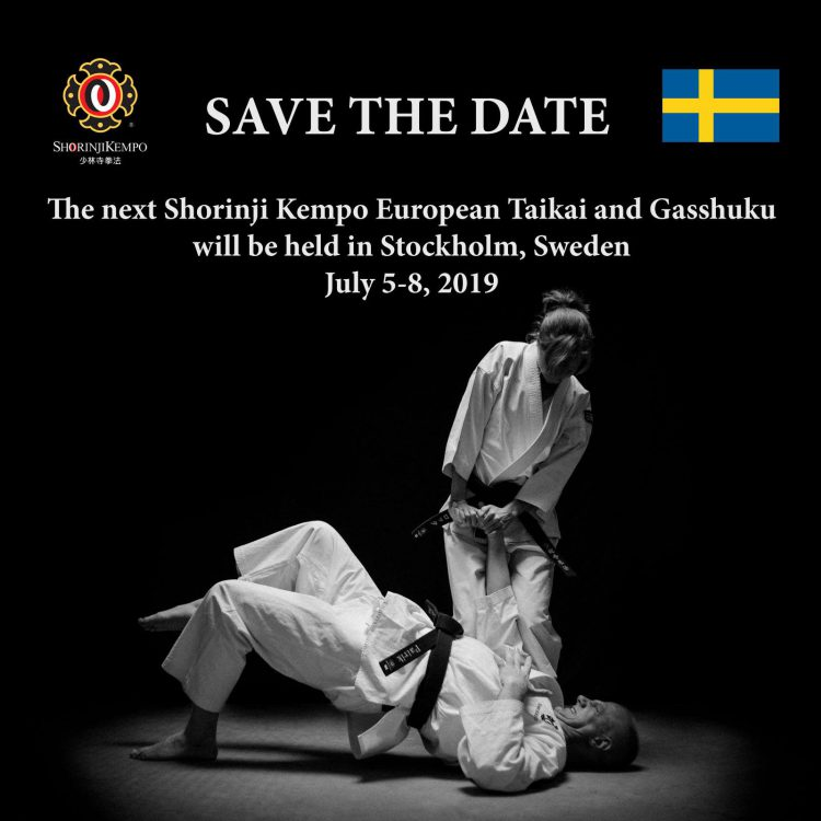 Shorinji Kempo European Taikai and Gasshuku @ Eriksdalshallen | Stockholms län | Schweden