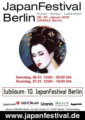 SK Berlin - JapanFestival Berlin @ Urania Berlin | Berlin | Berlin | Deutschland