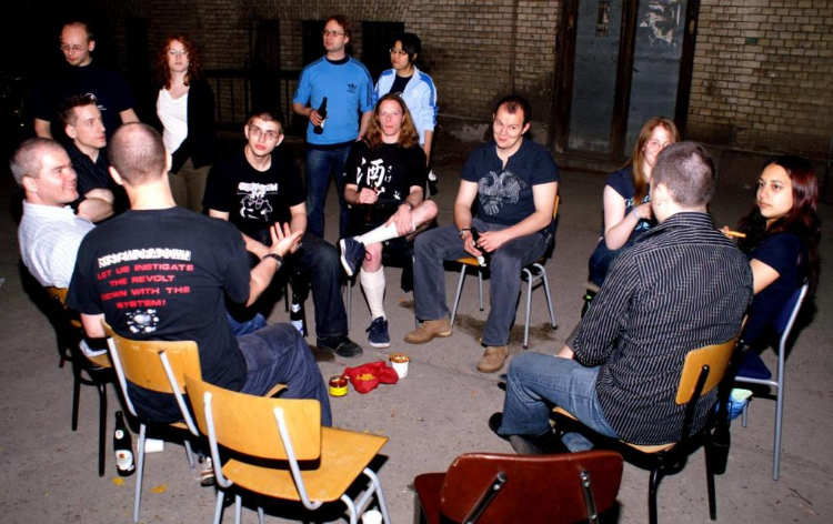 1st European University Training Seminar (EUTS in Berlin)