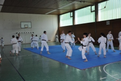 Trainingsseminar in Dinkelscherben