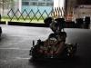 Kenshi flott unterwegs beim Kart fahren