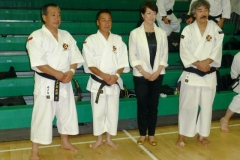 40 years Shorinji Kempo in the UK