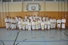 DSKV Kyu Prüfung in Königsbrunn