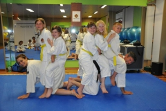 Erfolgreicher Nachwuchs im Dojo Bobingen