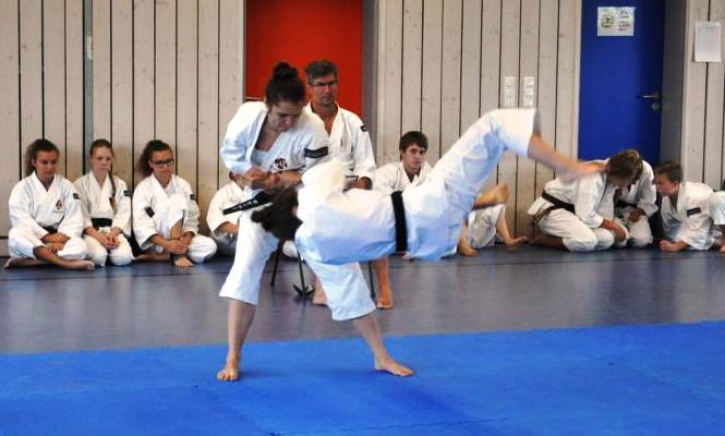 Embu Wettbewerb in der Sporthalle Bobingen @ Sporthalle | Augsburg | Bayern | Deutschland
